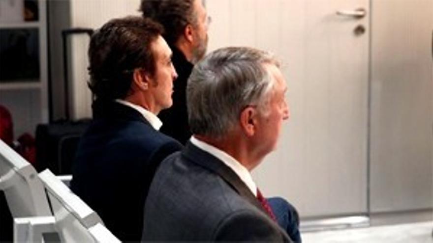 Ramoncín en el banquillo ante el juez: 'Me han apedreado y vejado'