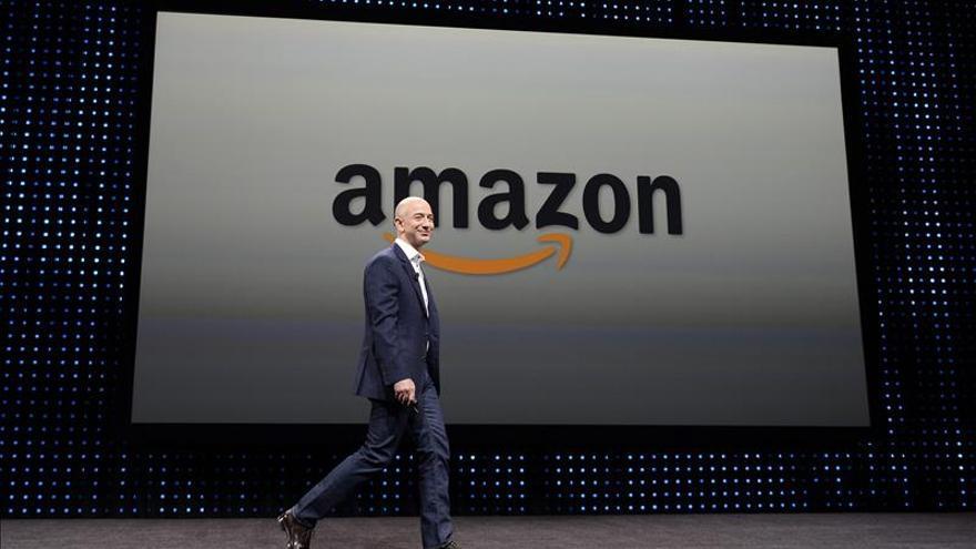 Amazon volvió a los beneficios en 2013 con unas ganancias de 274 millones