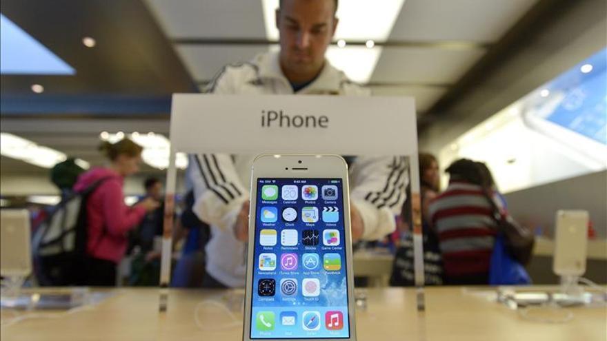 Los nuevos iPhones llegan hoy a España