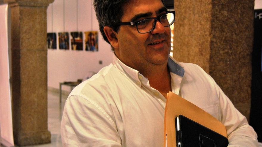 Presidente de la CEXMA, Joaquín Paredes (IU)