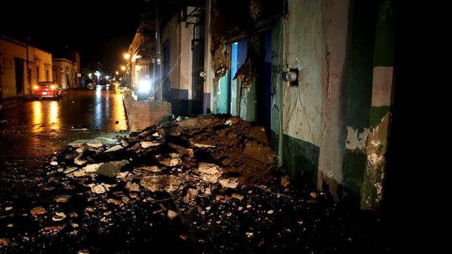 La UE ofrece ayuda a México tras el terremoto en el estado de Chiapas