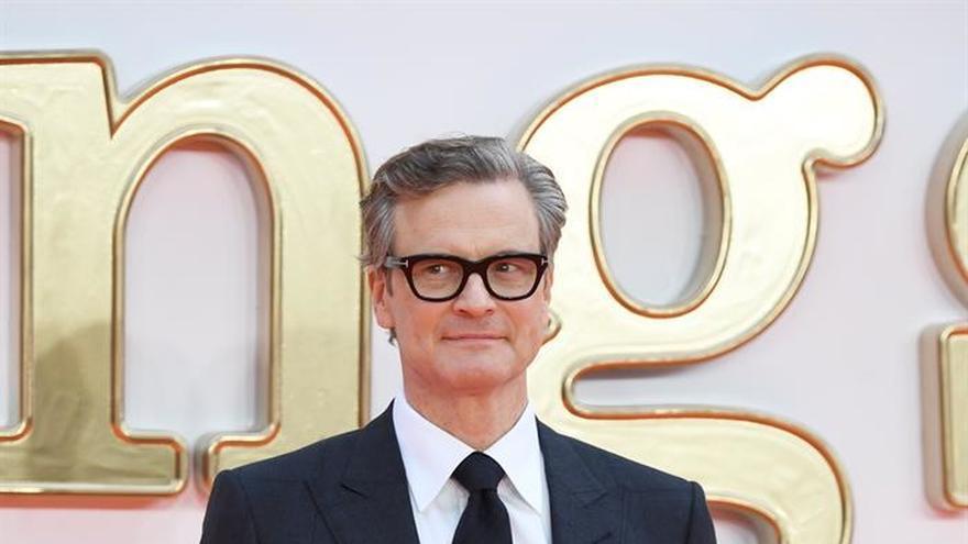 El actor Colin Firth obtiene la nacionalidad italiana