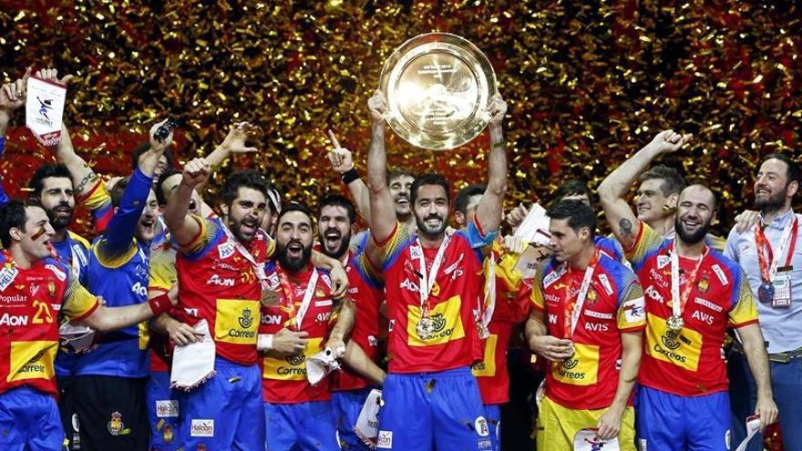 Balonmano: Los 'Hispanos', en Almería