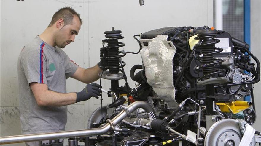 La economía creció el 1,4 % en 2014 tras acelerase en el último trimestre