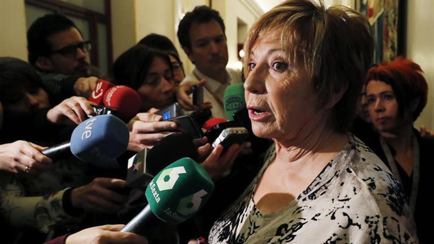 Villalobos: Para el PP no prescribe nada, para el PSOE prescribe todo