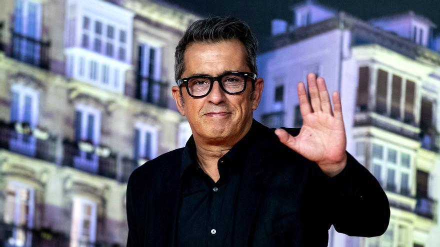 Buenafuente, tras ser premiado en el FesTVal de Vitoria 2020