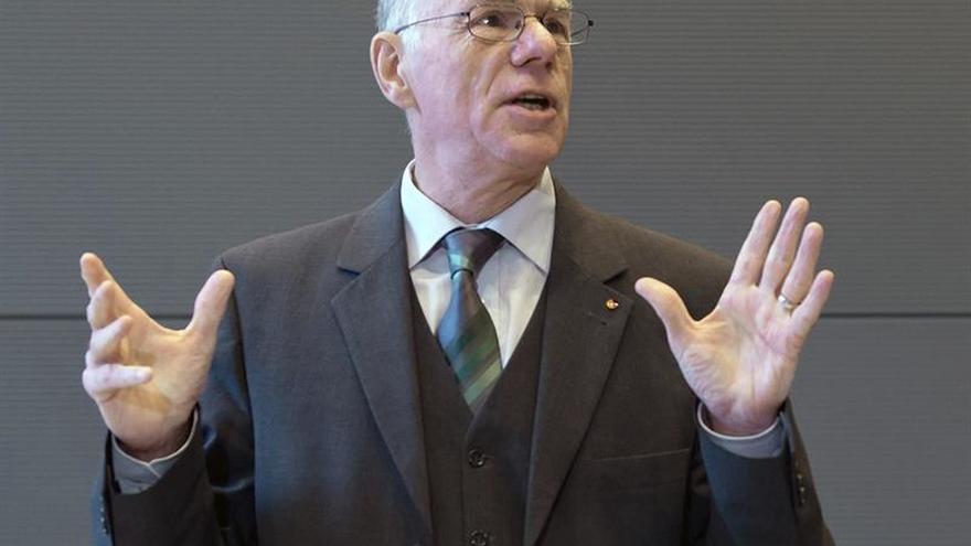 """El presidente del Bundestag alemán imputa a Erdogan """"ambiciones autocráticas"""""""