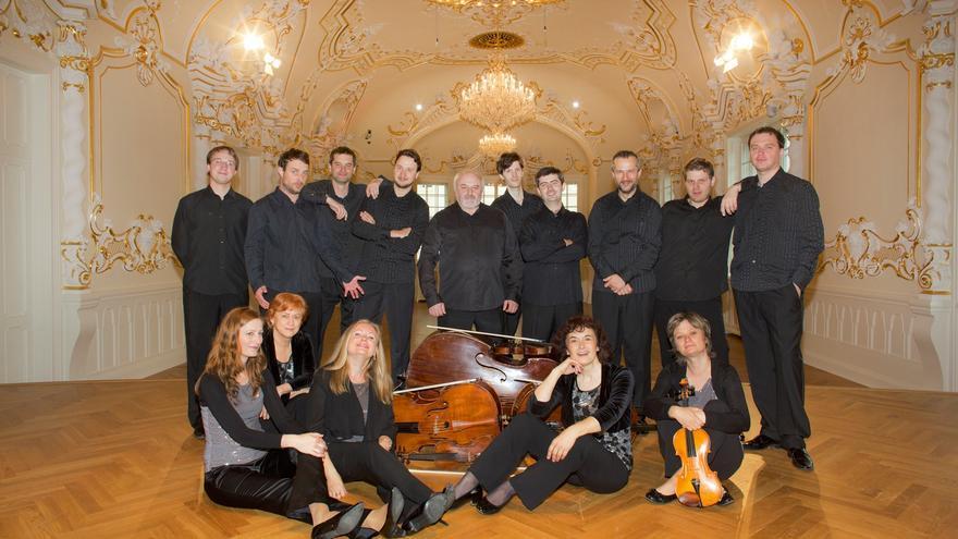 El Auditorio regional recibe a la Orquesta de Cámara Eslovaca en un nuevo concierto de Pro Música