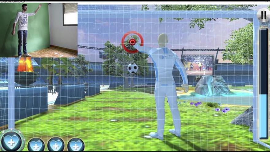 Un videojuego estimula la rehabilitación de trastornos neurodegenerativos