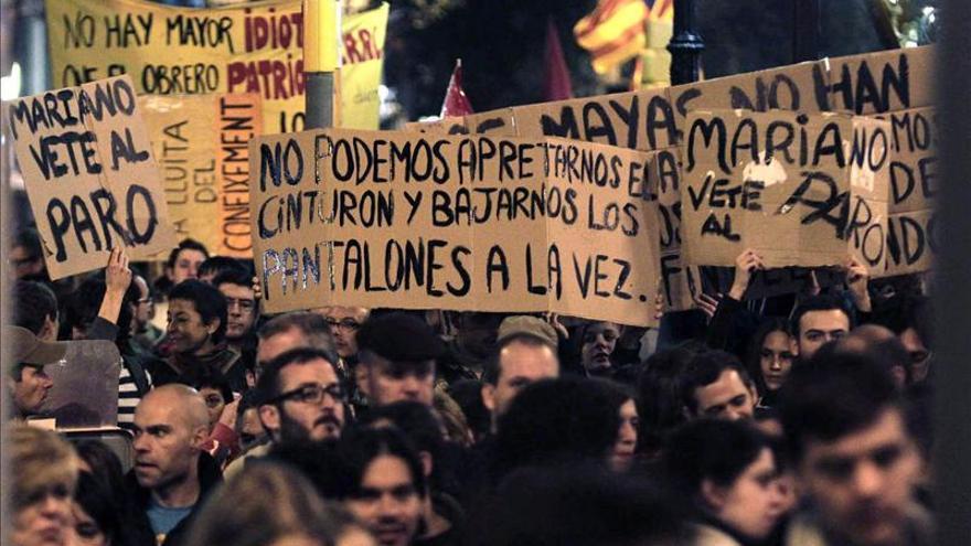 Tres testigos oyeron disparos cuando la mujer herida el 14N en Barcelona cayó