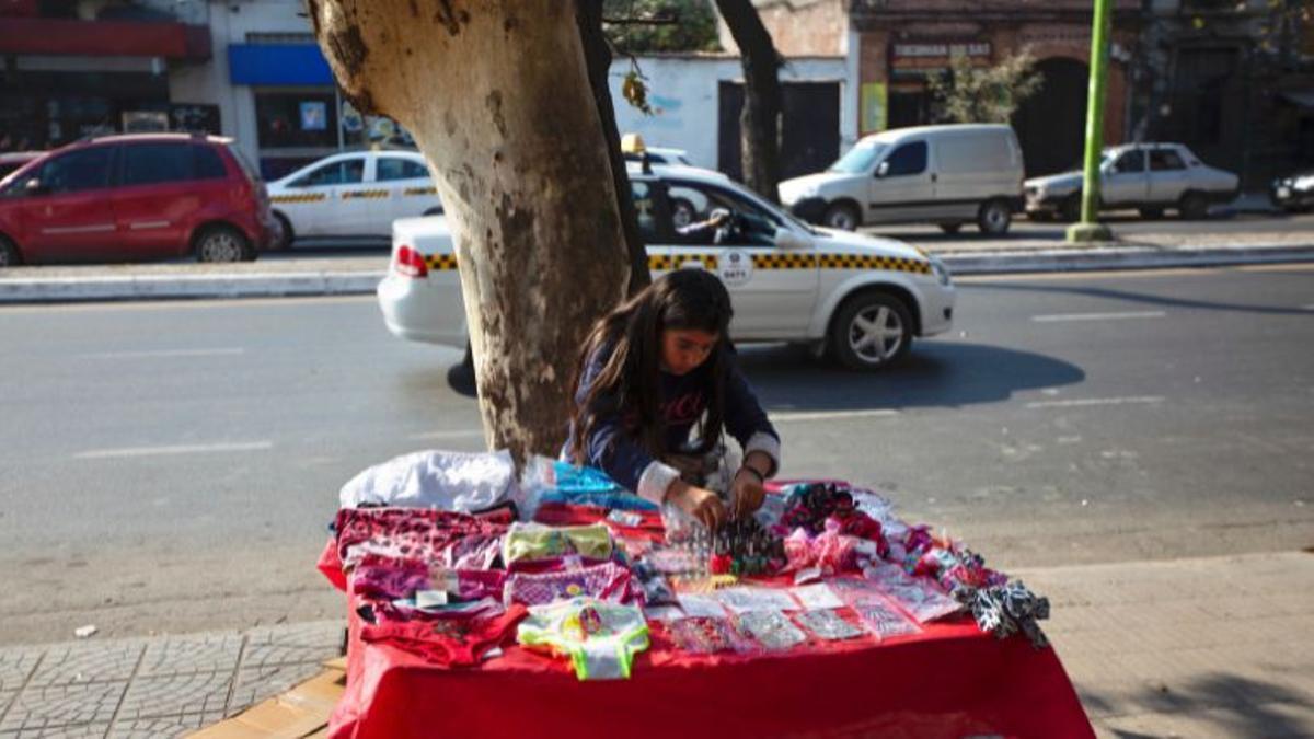El empleo infantil en la Argentina alcanza a 1,2 millones de menores