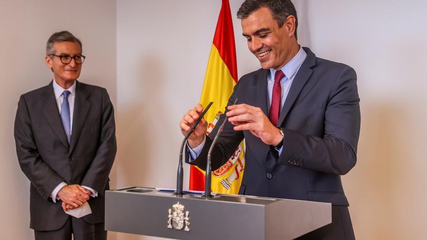 Sánchez no cambiará la ley para renovar el CGPJ pero pide reflexión a Casado
