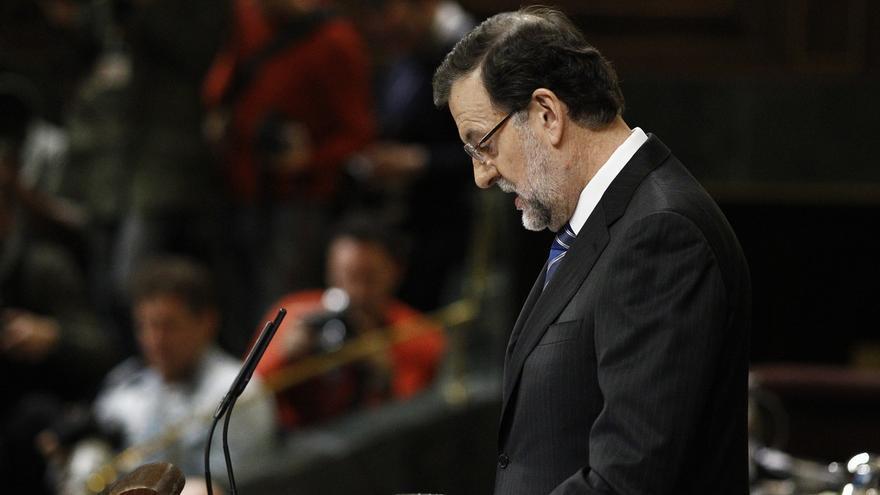"""(Ampl.) Rajoy anuncia un nuevo incentivo a la contratación fija de los trabajadores """"más vulnerables"""""""