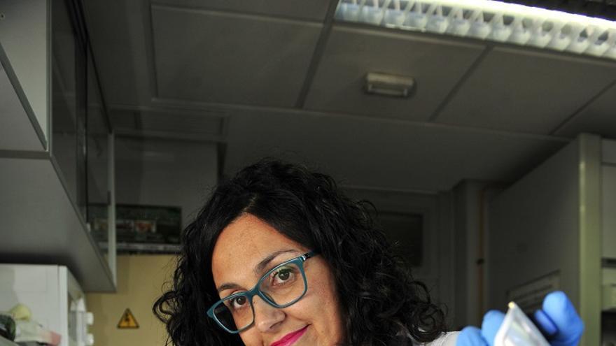 Raquel Sánchez Pérez, investigadora postdoctoral 'Ramón y Cajal' en agronomía, fisiología y mejora de frutales