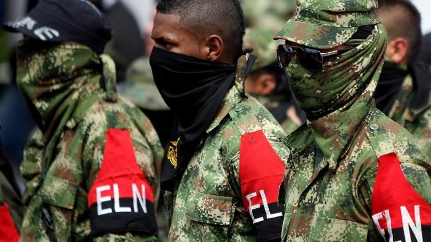 Según la Policía, los uniformados, dos jóvenes auxiliares, fueron secuestrados cerca del caserío de Llano Grande cuando se movilizaban por carretera entre los municipios de Teorama y Ocaña, en el departamento de Norte de Santander. .