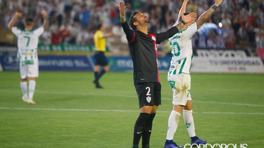 Final del último Córdoba-Almería | MADERO CUBERO