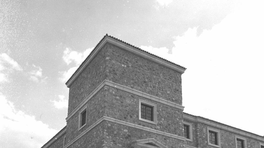 Biblioteca Provincial de Toledo en 1966