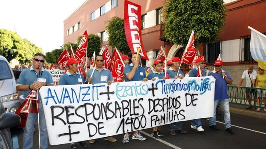 De la manifestación contra los recortes #6