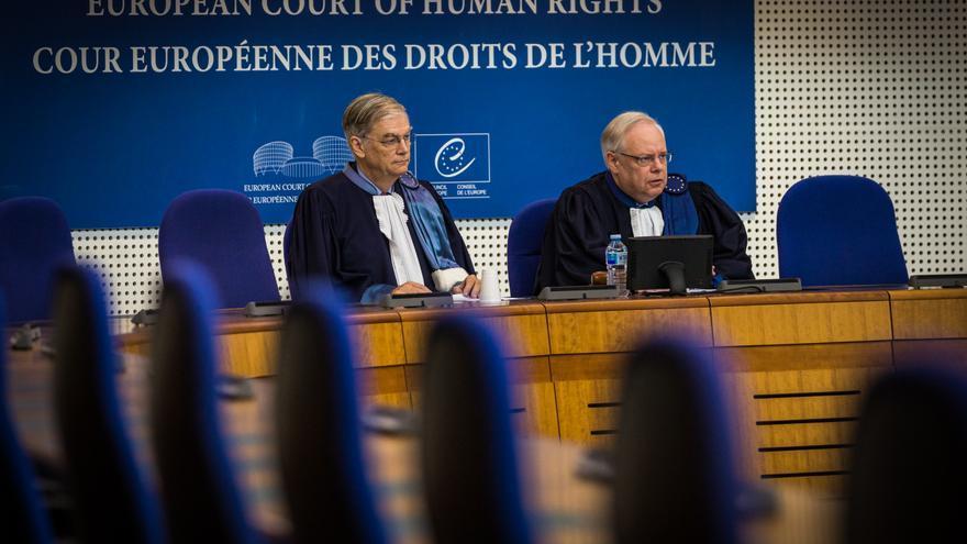 Corte Europea de Derechos Humanos.