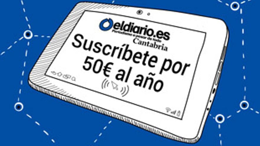 Suscríbete a eldiario.es Cantabria - Hazte Cómplice