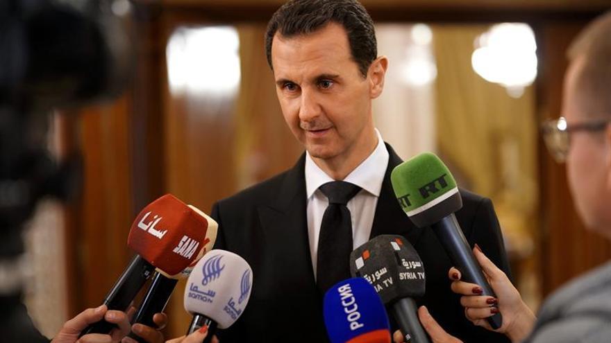 """Al Asad llama """"traidores"""" a las FSD porque son apoyadas por Estados Unidos"""
