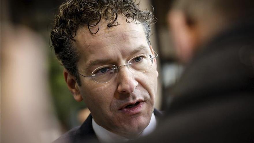 """El presidente del Eurogrupo asegura que Grecia no saldrá del euro """"gane quien gane el día 25"""""""