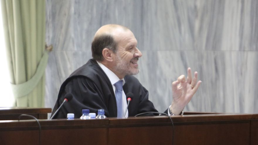 El abogado Nicolás González Cuéllar.