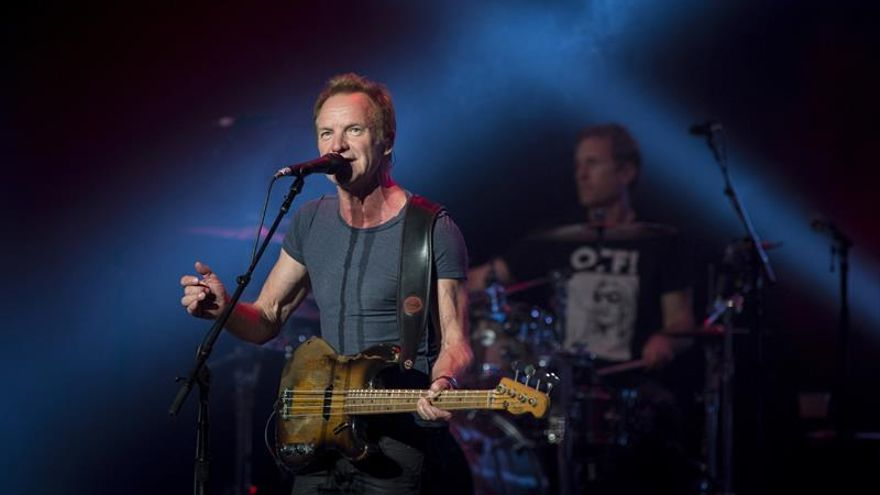 Sting envenena suavemente al Teatro Real de Madrid