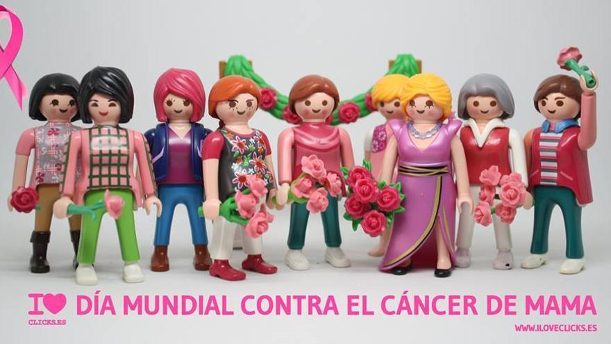 I love Día Mundial Contra el Cáncer de Mama