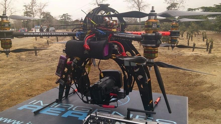 El Gobierno regulará el uso de drones en actividades económicas