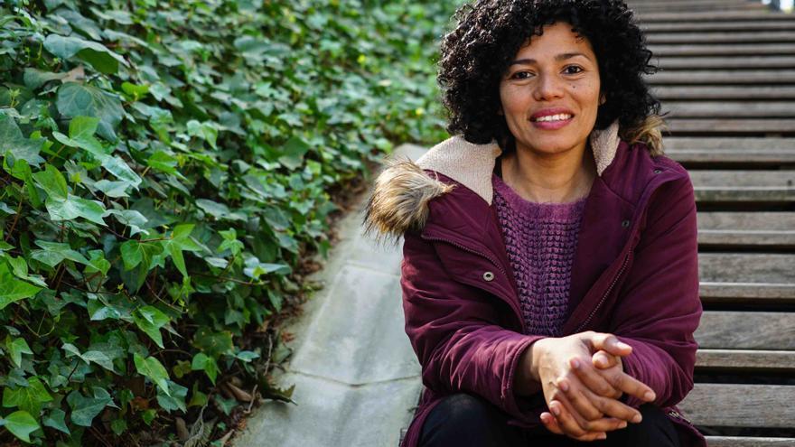 La activista y coordinadora de la asociación Mujeres Migrantes Diversas, Carmen Juares