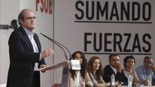 Segovia se queda fuera de la Ejecutiva del PSOE de Madrid