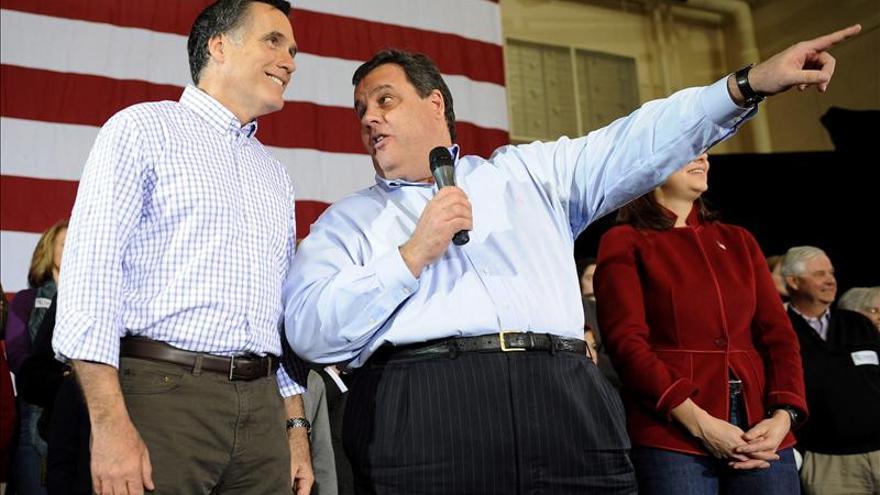 Mitt Romney cita a Chris Christie como favorito para 2016 e ignora a Ted Cruz