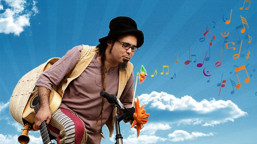 El cantautor Dani Miquel