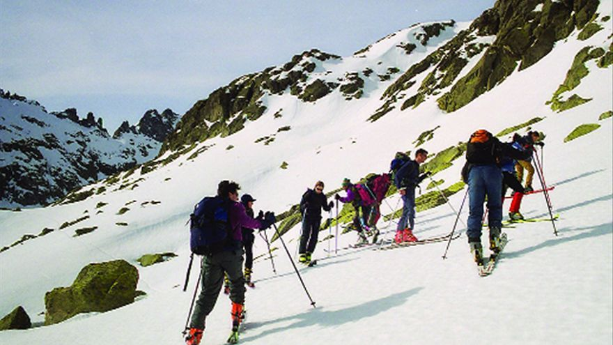 Salto al esquí