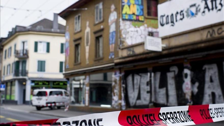Dos heridos en un tiroteo en un local cultural en el centro de Zúrich