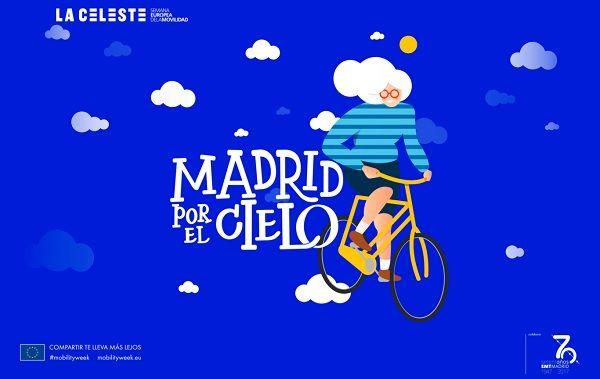 Cartel Semana Movilidad Madrid 2017