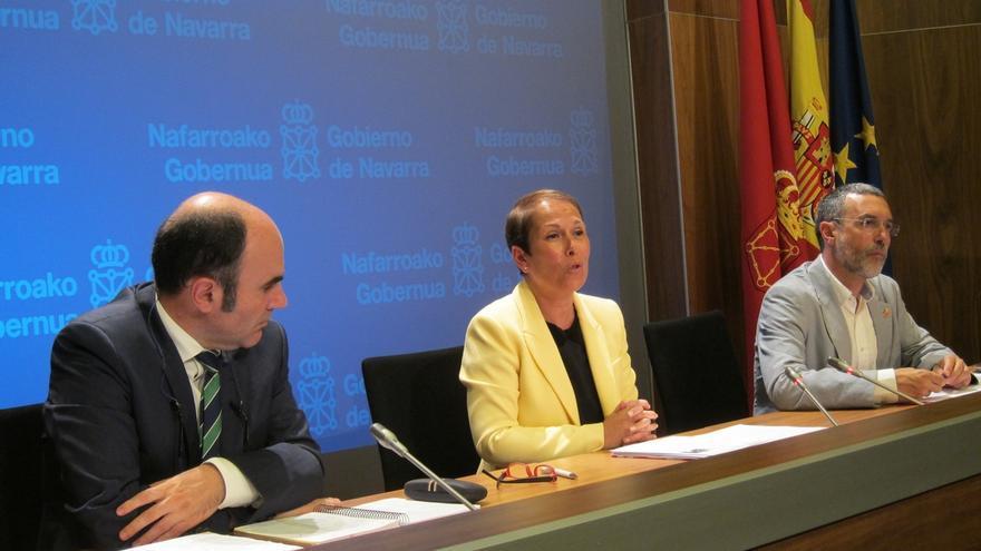 El Gobierno de Navarra prevé un aumento de los ingresos de 46,5 millones y un incremento de los gastos de 133,7 millones