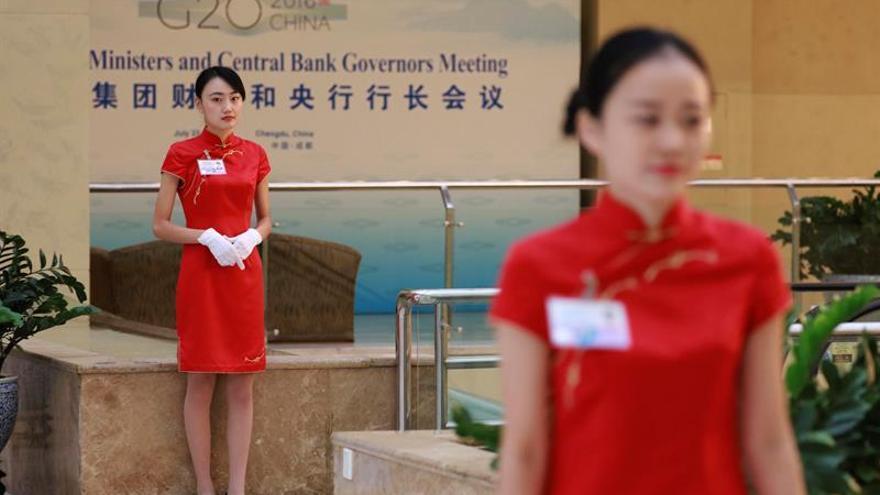 Empieza la reunión ministerial de Finanzas del G20 en China