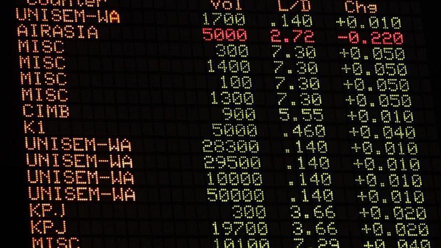Las bolsas del Sudeste Asiático comienzan con ganancias, excepto Singapur