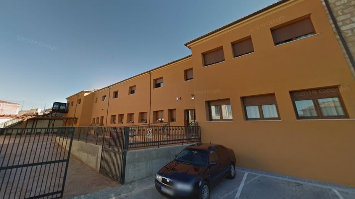 Residencia Ciudad de Dueñas en Palencia.