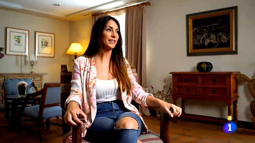 Celia Flores, hija de Marisol, en 'Lazos de sangre'