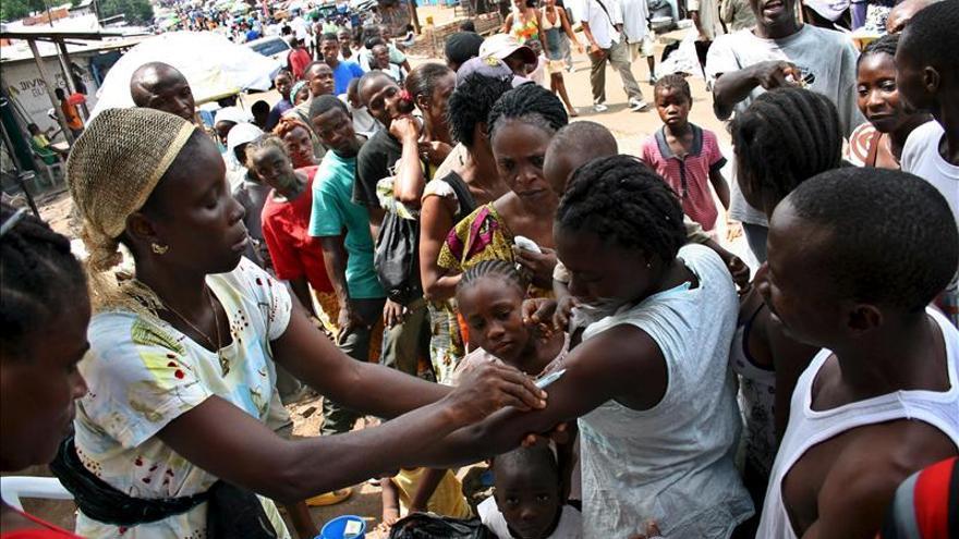 Vacunarán a más de 180.000 niñas en África contra el virus del papiloma humano