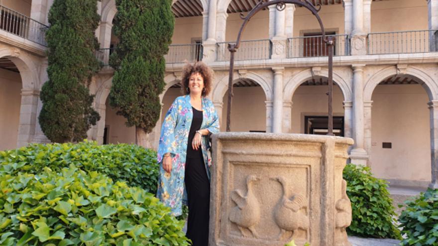 Blanca García Henche, profesora de la Universidad de Alcalá