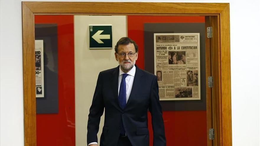 Rajoy viaja hoy a Cataluña tras sus nuevas medidas frente al independentismo