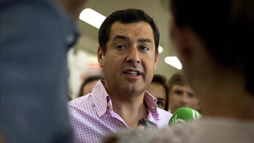 Moreno cuestiona la autoridad política de Díaz y Sánchez por el caso de los ERE