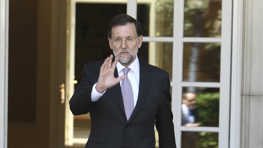 """Rajoy destaca su papel en la Transición y su contribución a la convivencia sin renunciar a sus """"convicciones"""""""