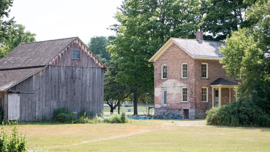 Casa de Harriet Tubman en Aurburn, Nueva York