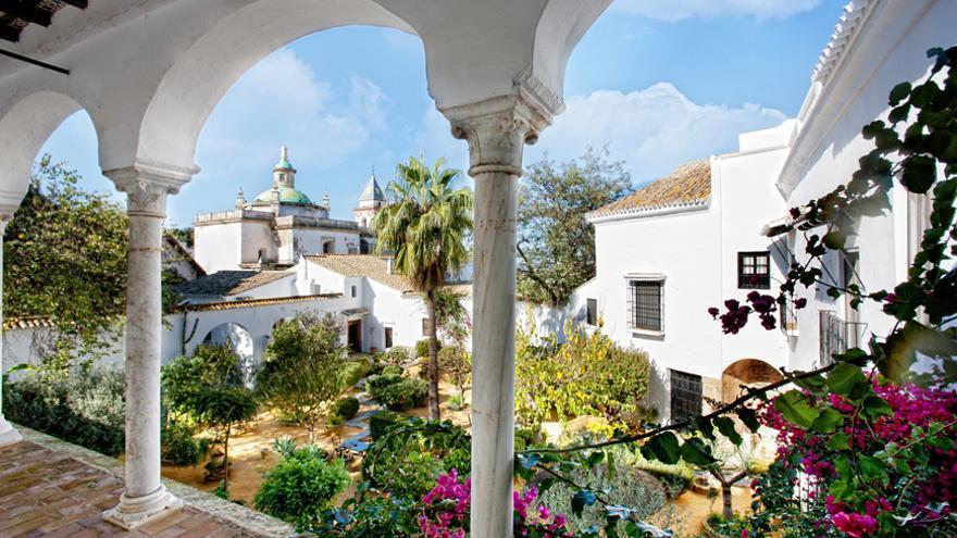 Palacio de los duques de Medina Sidonia.