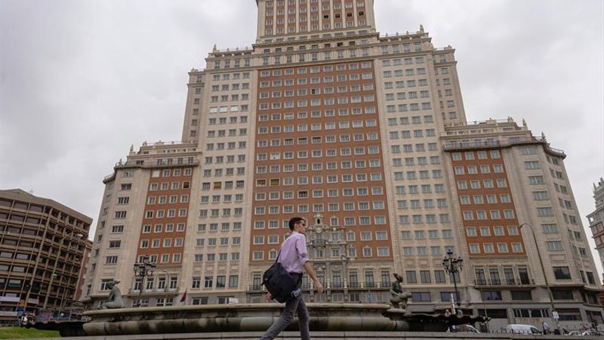 Wanda confirma acuerdo con Baraka para negociar venta del Edificio España